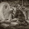 Sculptors at Crystal Lake Day 9, 19 April 2015