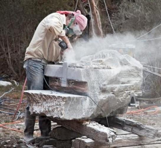 Sculptors at Crystal Lake Day 5, 15 April 2015